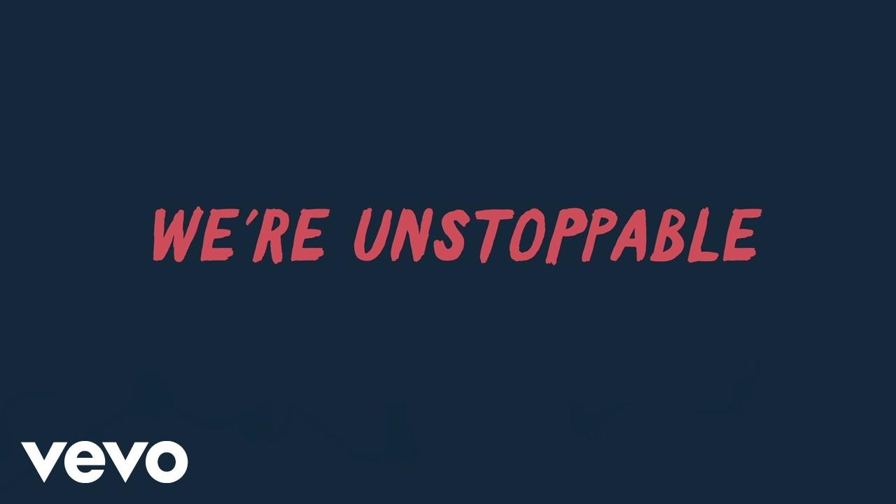 The Score Unstoppable Lyric Video Youtube You will be found from the dear evan hansen original broadway cast recording. the score unstoppable lyric video