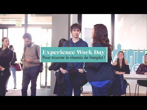 Experience Work Day 2018 : Pour trouver le chemin de l'emploi