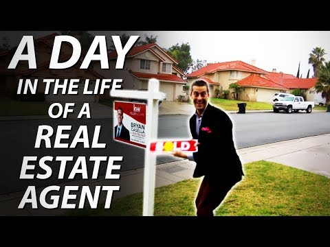 A Day In The Life of a Realtor