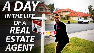 A Day In The Life of a Real Estate Agent