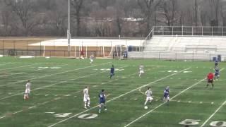Bethesda-Olney U14 Academy vs SAC 1st Half 3/14/2015