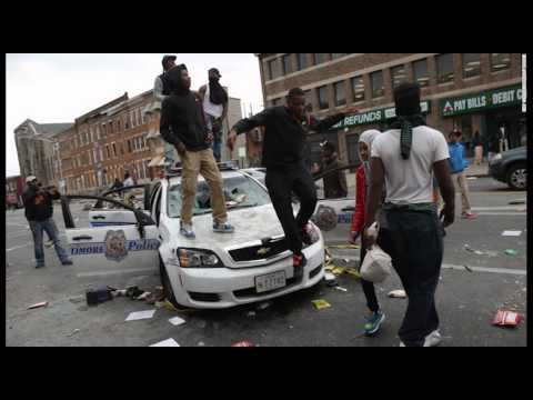 Are Black Women That Stupid to Discredit the Baltimore Riots