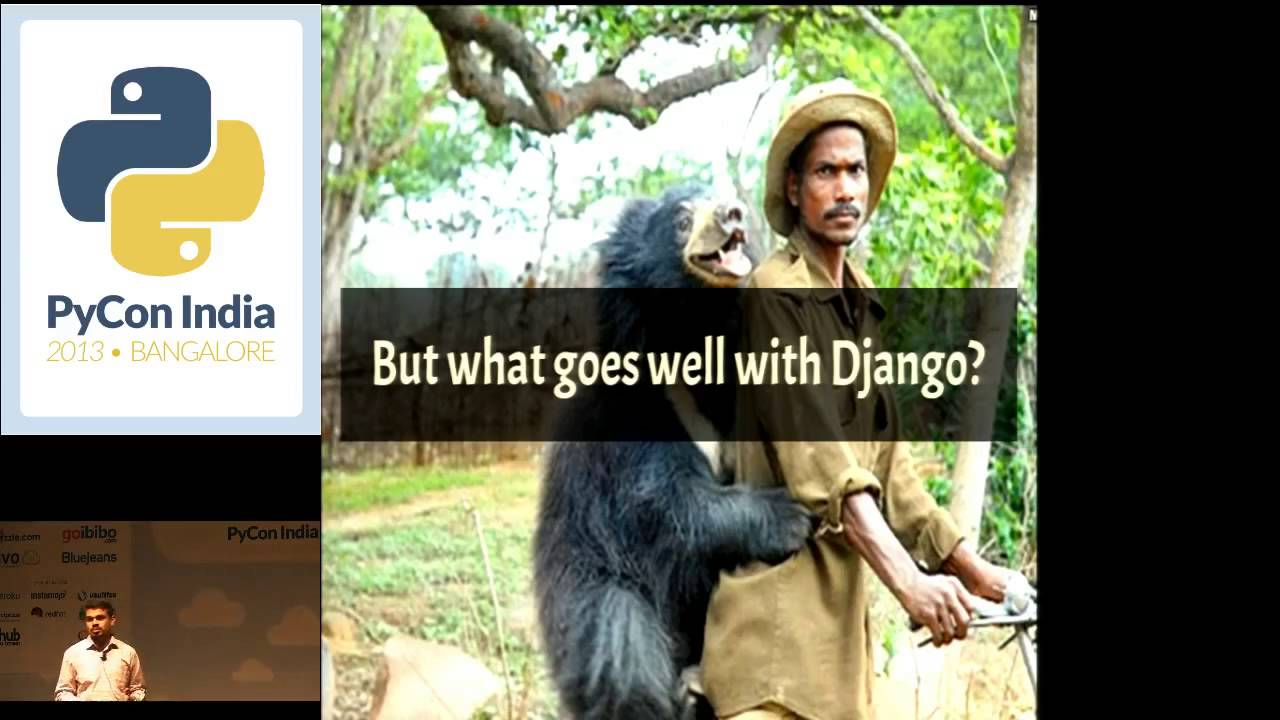 Image from Django: Beyond Basics