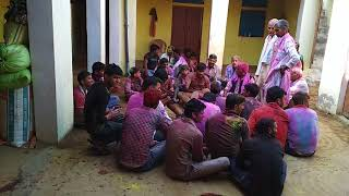 Nagala haripal jhapara Holi