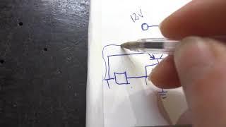 Fonte regulada com transistor NPN e regulador