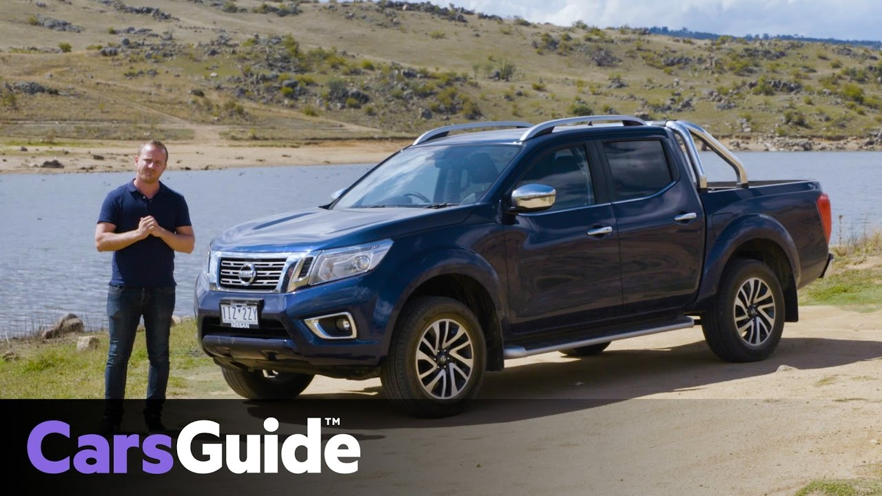 nissan navara series ii 2017 review first drive video youtube. Black Bedroom Furniture Sets. Home Design Ideas