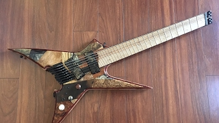 Baixar UNBIASED GEAR REVIEW - Bond Cyclone F8 8-string Guitar - #25