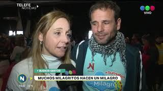 LOS BUENOS GESTOS DE LA SEMANA EN TELEFE NOTICIAS CÓRDOBA 16/08/2019