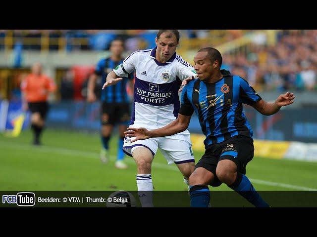 2011-2012 - Jupiler Pro League - 05. Club Brugge - RSC Anderlecht 1-1