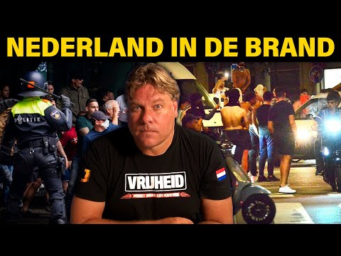 NEDERLAND IN DE BRAND - DE JENSEN SHOW #203