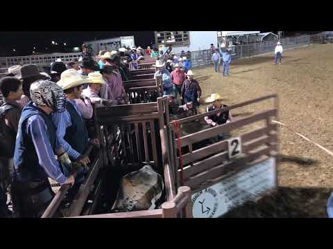 82. Frank Phillips College Rodeo