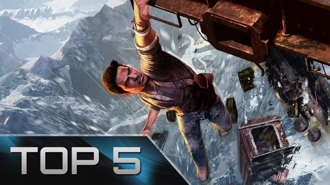 Top 5 Action Adventure Games Hd Youtube