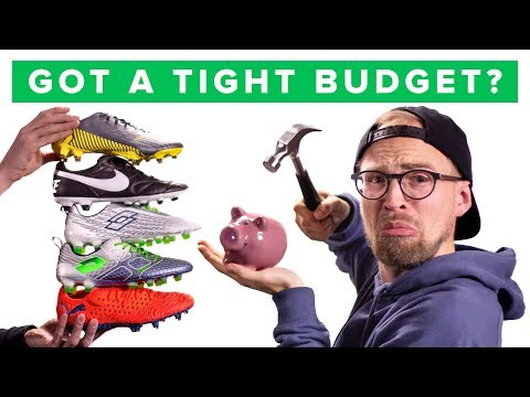BEST BOOTS FOR LOW BUDGET | Value for money football boots