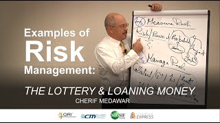 Examples of Risk Management: The Lottery & Loaning Money