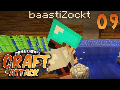 XXL - BAASTI SPRENGT DAS LAGER :(  - Craft Attack 5 #09 | Zander