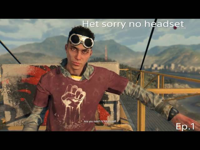Dying light gamplay Ep.1