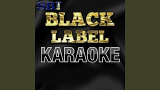 Bartender (Originally Performed by Lady Antebellum) (Karaoke Version)