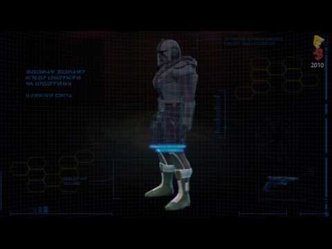 SWTOR: Bounty Hunter Armor Progression E3 2010 Trailer
