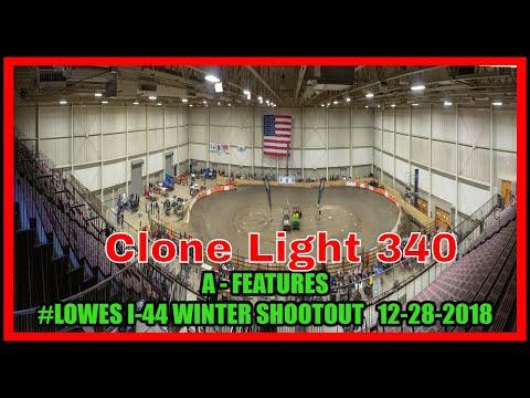 Clone Light 340 A-Feature Lowe Boats I-44 Winter Shootout 12-28-2018