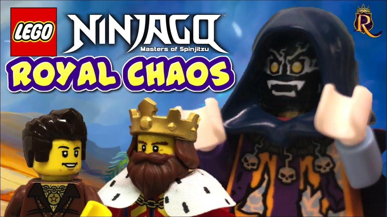 Download LEGO NINJAGO: ROYAL CHAOS | Episode 4 - The New Threat Arrives