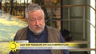 """Leif GW om Frostensons vittnesmål: """"Förvånande om hon inte säger att han är en… - Nyhetsmorgon (TV4)"""