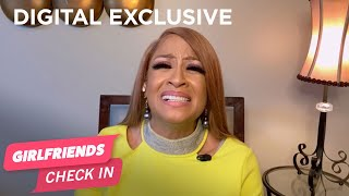 Dorinda Clark Cole's Stunning Rendition of the National Anthem | Girlfriends Check In | OWN
