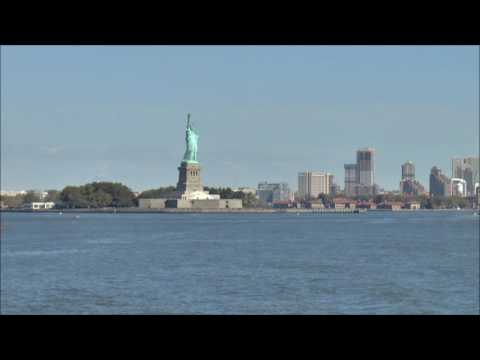 New York City - Tour with Staten Island Ferry
