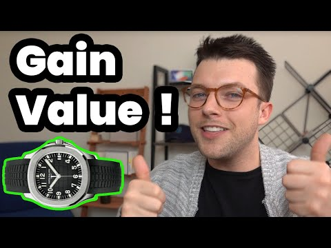 Watches That GAIN Value IMMEDIATELY