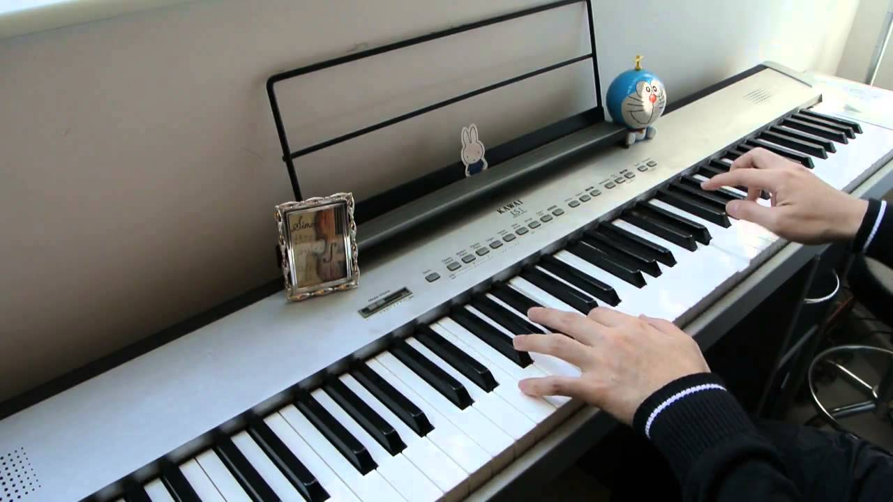Last Christmas (By Wham! / Taylor Swift) - Piano - YouTube