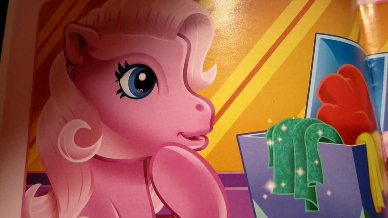 my little pony pony