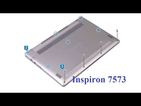 Repeat How to disassemble Dell Inspiron 15 7559 by Laptop