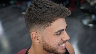 Modern ALADDIN haircut!!!! Shadow fade | Taper | Beard