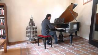 """""""Kiss me"""", Sixpence none the richer. Piano cover."""