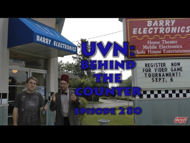 UVN: Behind the Counter 280