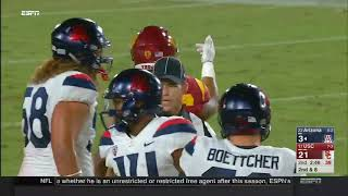 USC Football: USC 49, Arizona 35 - Highlights (11/4/17)