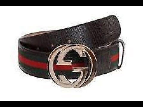 b35e3e30c9e1 7 Dollar Gucci belt from ioffer - YouTube