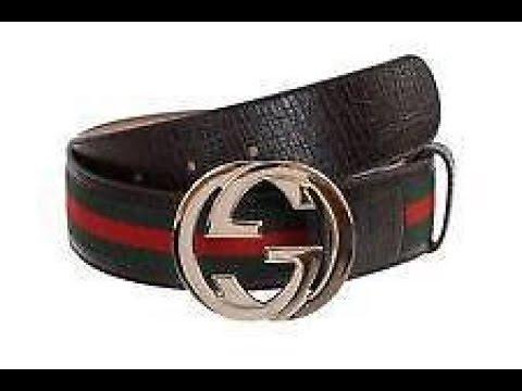 7 Dollar Gucci Belt From Ioffer Youtube