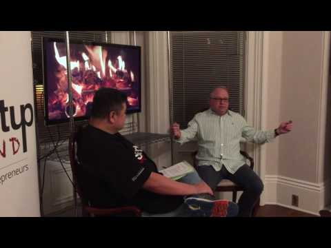 Startup Grind Interview with Tyler Schilling in Davis California