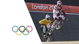 BMX Men's Final Highlights - Strombergs Gold | London 2012 Olympics