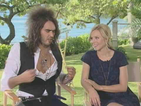 Forgetting Sarah Marshall: Russell Brand and Kristen Bell | Empire Magazine