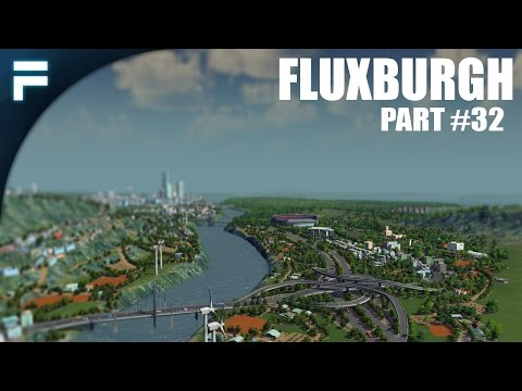 "Cities Skylines - Fluxburgh [PART 32] ""Massive Ore-Mining Operation"""