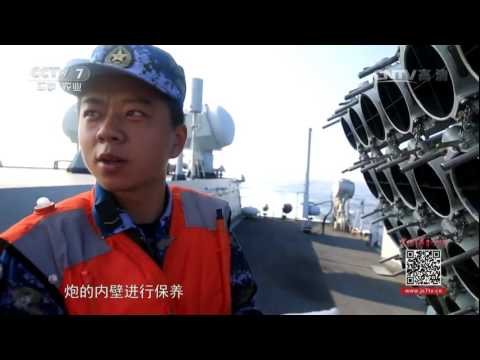 life of China Navy Frigate 054A