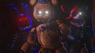 [SFM FNAF] Five Nights at Freddy's Animation Movie (FNAF ANIMATED)