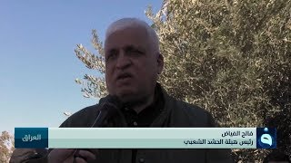 الفياض يزور الحدود العراقية السورية للاطلاع على عمليات تأمين الحدود