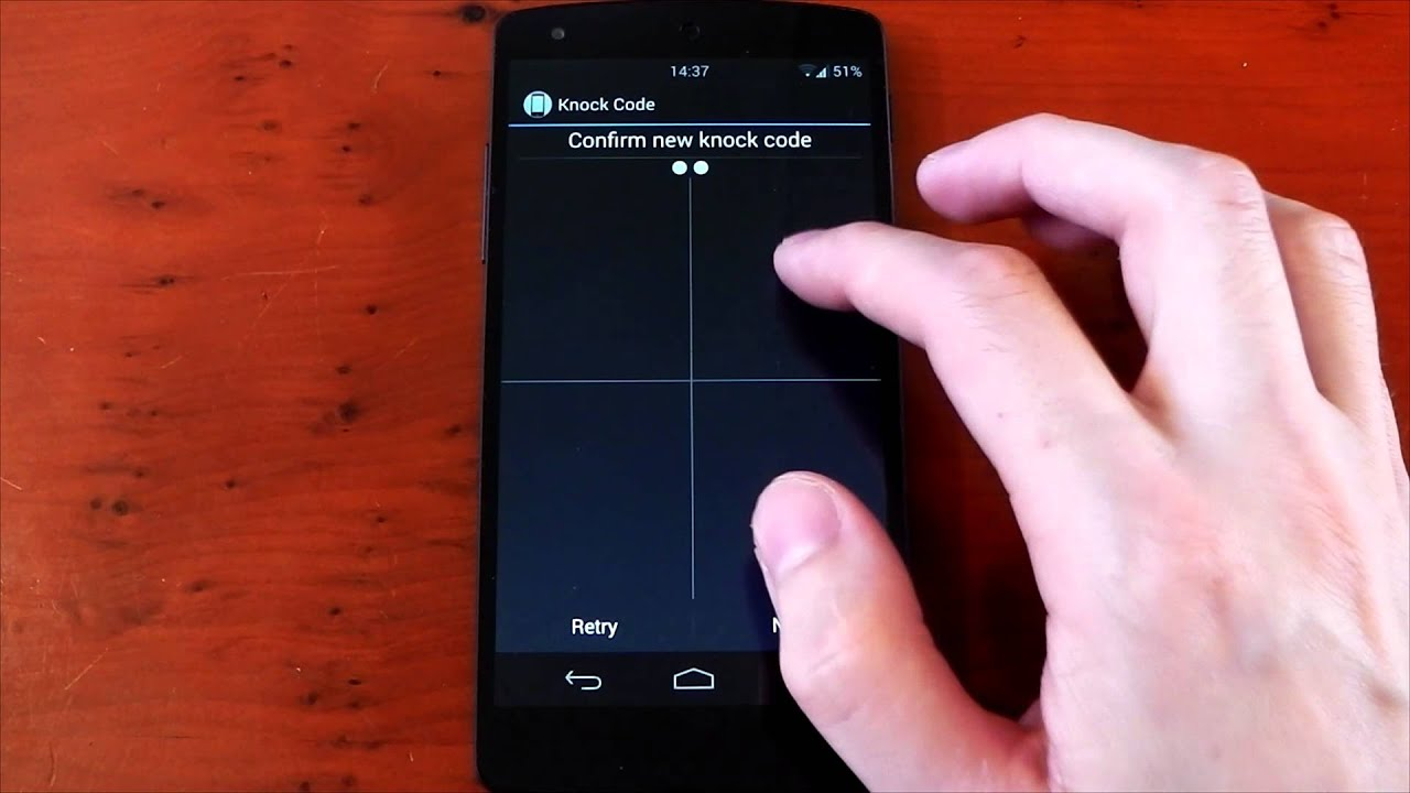 Knock Knock Membuka Kunci Android Dengan Cara Di Ketuk Ala Lg G3