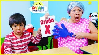 Video Ryan Pretend Play Learning Healthy Choices at School!!! download MP3, 3GP, MP4, WEBM, AVI, FLV September 2019