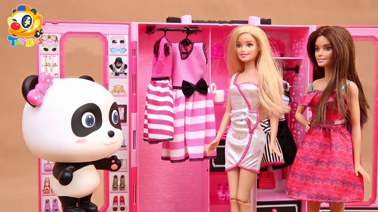 키키묘묘 공주놀이 | 공주들에게 꾸며줘요 | 예쁜 드레스를 입어요 | 메이크업놀이 | 베이비버스 장난감 친구들