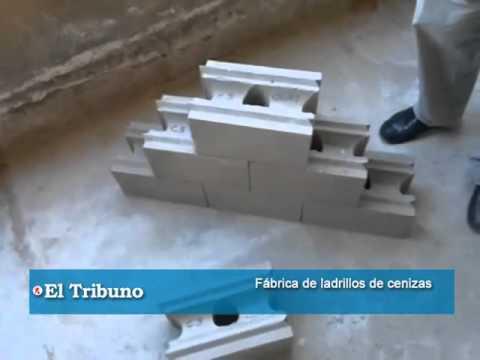 F brica de ladrillos de cenizas volc nicas youtube - Tipos de ladrillos ...