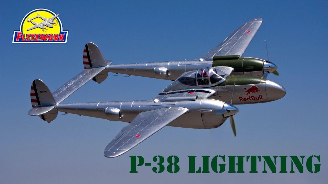 P 38 Thunderbolt