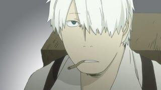 GR Anime Review: Mushi-Shi
